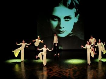 13 Dani plesa - Otvorenje 05 - Plesna radionica Ilijane Lončar Požega