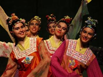 Dani plesa - Slavuj, plesna predstava 03