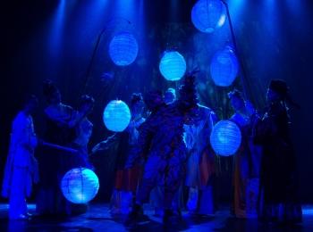 Dani plesa - Slavuj, plesna predstava 17